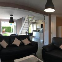 Newly refurbished house in Vannes