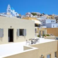 Pyrgos Houses by Voreina