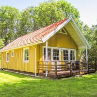 Ferienhaus mit Terrasse und Kamin - D 048.002