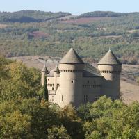 Chateau de Lugagnac