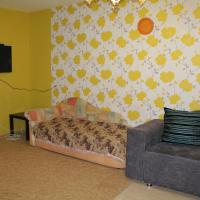 Yugorsk Studio-Apartments - Apartments at Zheleznodorozhnaya 33