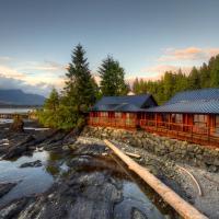 Wild Renfrew Seaside Cottages