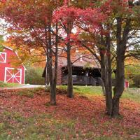 Comsomore Cottage in the Berkshires