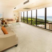 Waikiki Sunset 2 Bed Penthouse Suite 3806