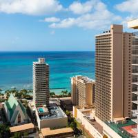 Waikiki Banyan Tower 1 Suite 3506