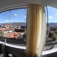 Cusco Panorama View