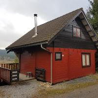 Chalet Belle Vue with sauna