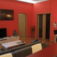 Prague Apartment Reznicka