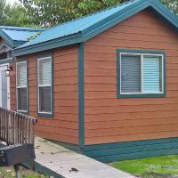 Lake Minden Camping Resort Cottage 1