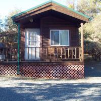 Lake of the Springs Camping Resort Cabin 3