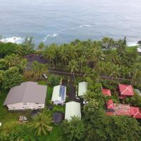 Oceanfront Cottage Near the Kalapana Lava Flows