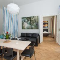 Deluxe Apartment with 3 Rooms - Hegelgasse 17 -