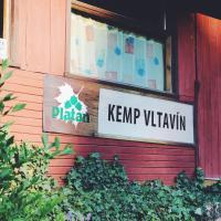 Chatový kemp Vltavín