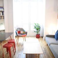 Design Apartment in Batignolles