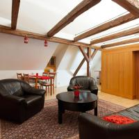 Apartment at the foot of Prague Castle