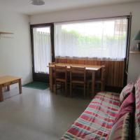 T2 cabine en rez-de-jardin avec terrasse