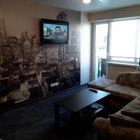 2 room apartment 400m from sea