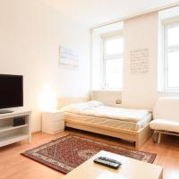 Vienna Living Apartments-Dampfgasse