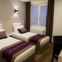 Hotel The Originals Dreux Ouest Le Relais des Carnutes (ex Inter-Hotel)