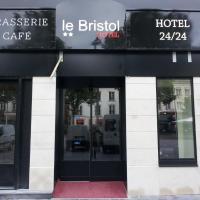 Hotel The Originals Reims Le Bristol (ex Inter-Hotel)