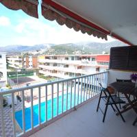 LETS HOLIDAYS Pool Apartment in CASTELLDEFELS