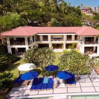 The Ocean View Villa