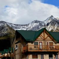 美麗山脈公寓