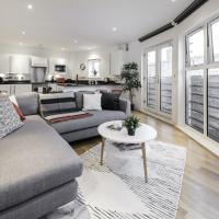 Modern flat über cool Clerkenwell