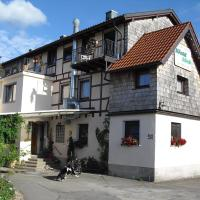 Hotel-Pension- Vesperstube Waldblick