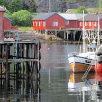 Fishermans Cabin Rorbu