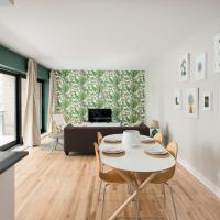 Two-Bedroom on Rue Drummond Apt 63