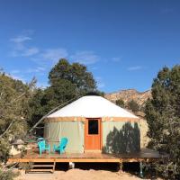 Escalante Yurts
