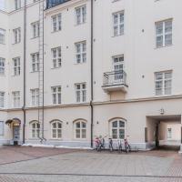 Helsinki South Central Apartment Kapteeni