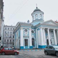 Apartment on Nevsky 40