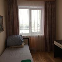Apartment on Sovetskaya square 7