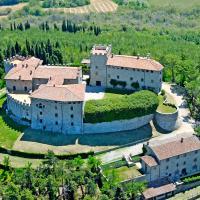 Casetta, Castello di Montegiove