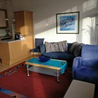 Appartement mit Südbalkon und Panoramablick in Kappel