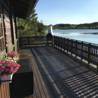 Feriehus ved Lille Torgvatnet
