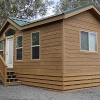Pio Pico Camping Resort Cottage 1