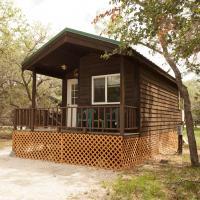 Pio Pico Camping Resort Studio Cabin 11