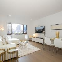 Luxury Two Bedroom Apartment - Midtown West J