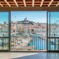 Old Port Resort Marseille - appt. Luxe 180m2, 3 bdrm