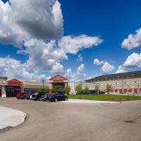 Camrose Resort Casino, BW Premier Collection