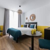 Appart' Rennes BnB 2 - Centre Gare