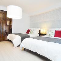 Bijou Suites Sakura Room