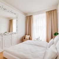 White & Woody Prague Castle Residence