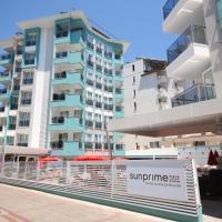 Sunprime Alanya Beach Hotel - Adult Only + 16