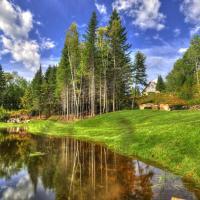 Le CHTI Chalet - Les Chalets Spa Canada