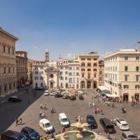 Piazza Farnese exclusive view 2 bedroom en suite