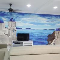 Santorini Homestay Malacca